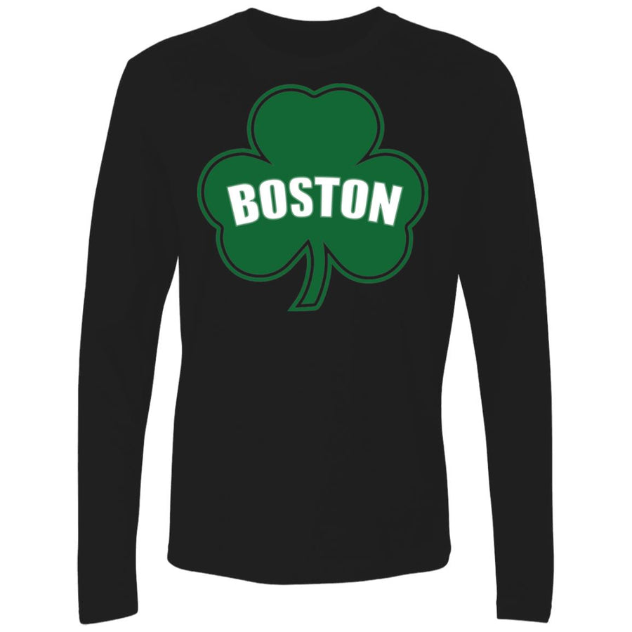 Boston Shamrock Men's Premium Cotton