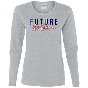 Women's Premium Cotton Future Mrs. Edelman+