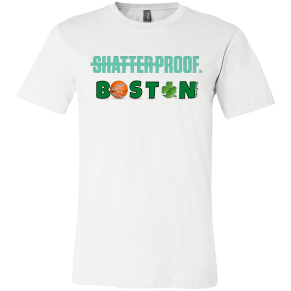 -Men's Premium Cotton Shatterproof Boston Basketball