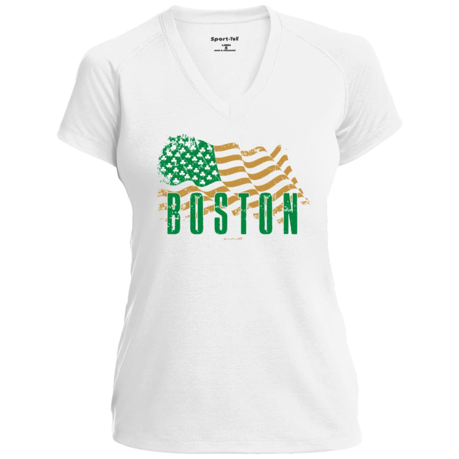 Women's Premium Cotton Basketball Flag+