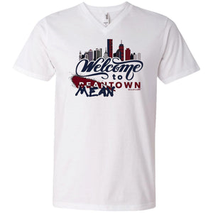 Men's Premium Cotton Welcome to Meantown