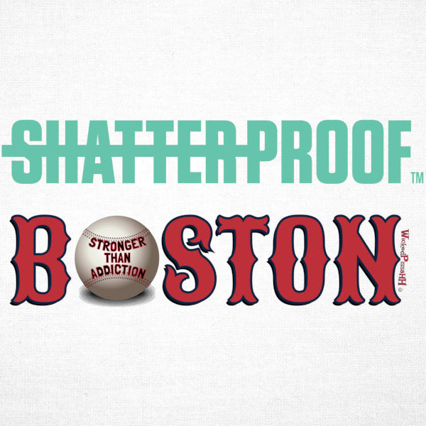 -Men's Premium Cotton Shatterproof Boston Baseball