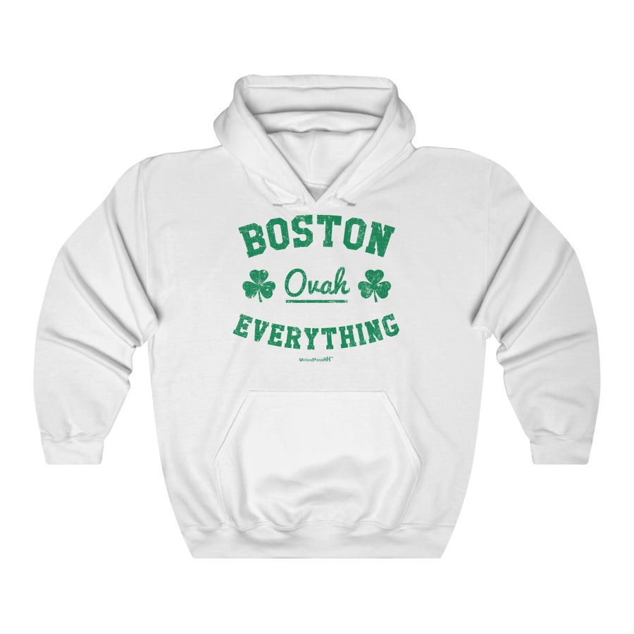 Unisex Outah-Wear Boston Basketball Ovah Everything Heavy Blend™ Hoodie
