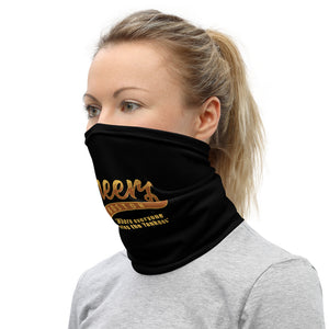 Unisex 3 Cheers to Boston! Face Mask/Neck Gaiter