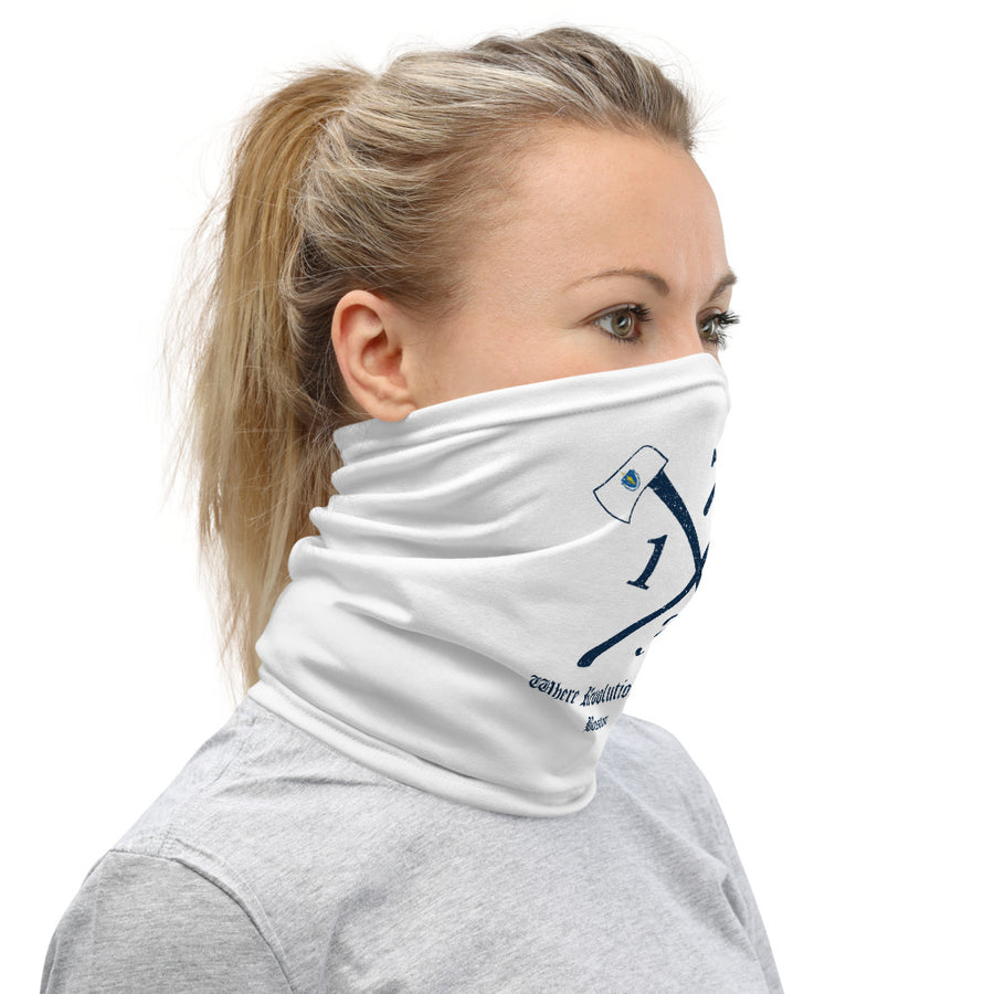 Unisex Where Revolutions Start Face Mask/Neck Gaiter