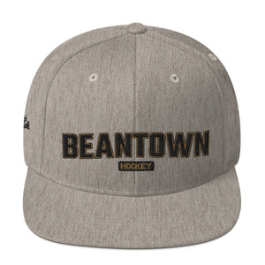 Unisex Beantown Hockey Snapback Hat