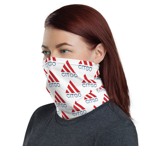 Unisex Boston Baseball Fenway Sign Art Neck Gaiter/Face Shield