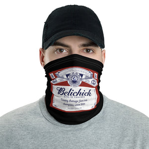 Unisex Belichick: King of Coaches Face Shield/Neck Gaiter