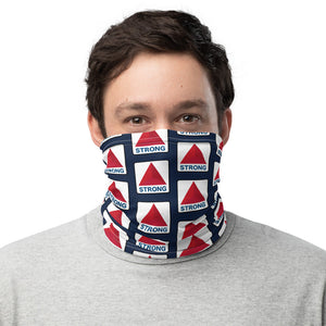 Unisex Boston Strong Sign Neck Gaiter/