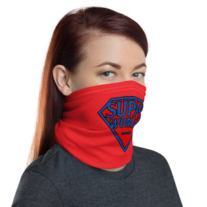 Unisex Supah Woman /Neck Gaiter