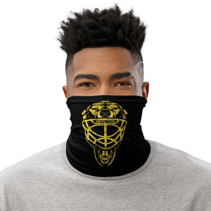 Unisex Boston Hockey: Bear Goalie Mask /Neck Gaiter
