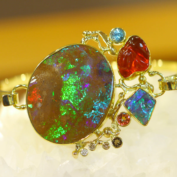 Updates tagged designer jewelry the kalled gallery for Jewelry stores boulder co