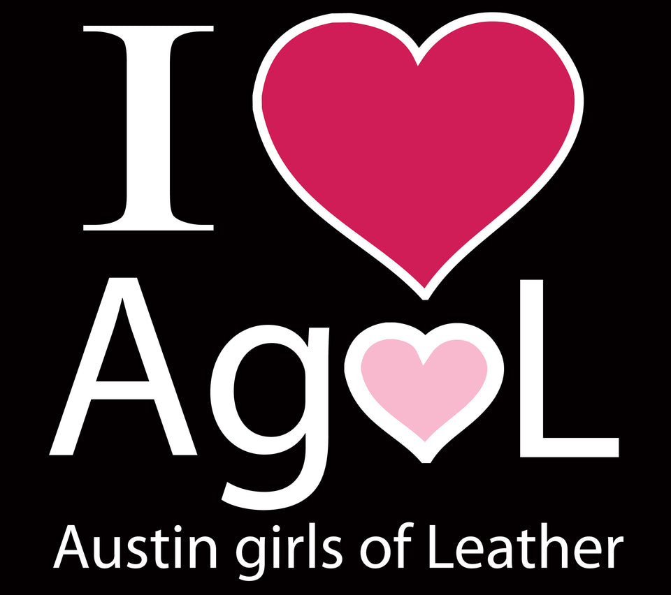 Austin girls of Leather
