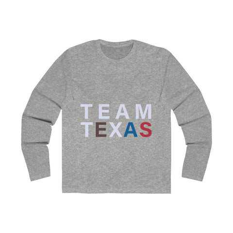 Team Texas Long Sleeve Crew Tee