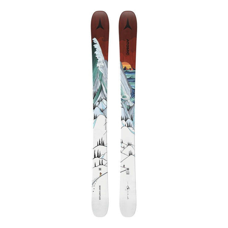 Boone Mountain Sports - ATOMIC BENTCHETLER MINI SKI - 2021
