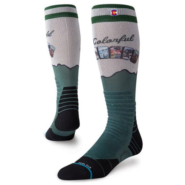 Boone Mountain Sports - COOL COLORADO SNOW SOCKS