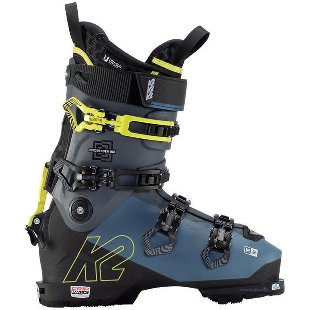Boone Mountain Sports - K2 MINDBENDER 100 ALPINE TOUR SKI BOOTS - 2021