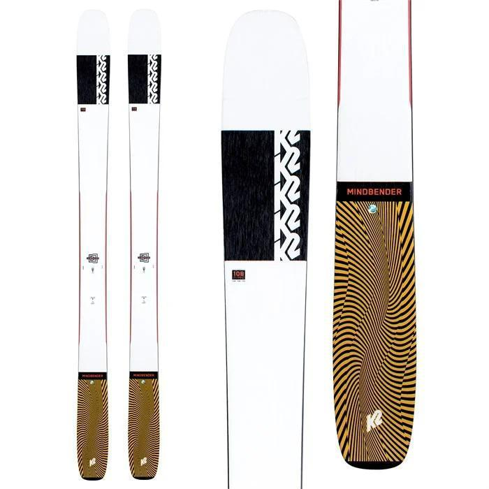 Boone Mountain Sports - K2 MINDBENDER 108TI SKI - 2021