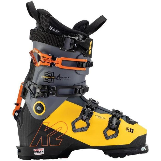 Boone Mountain Sports - K2 MINDBENDER 130 ALPINE TOUR SKI BOOTS - 2021