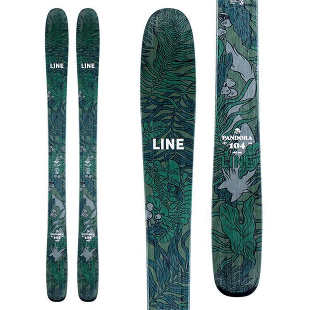 Boone Mountain Sports - LINE PANDORA 104 - 2021