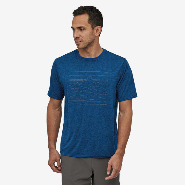 Boone Mountain Sports - M CAPILENE COOL DAILY GRAPHIC SHIRT SS