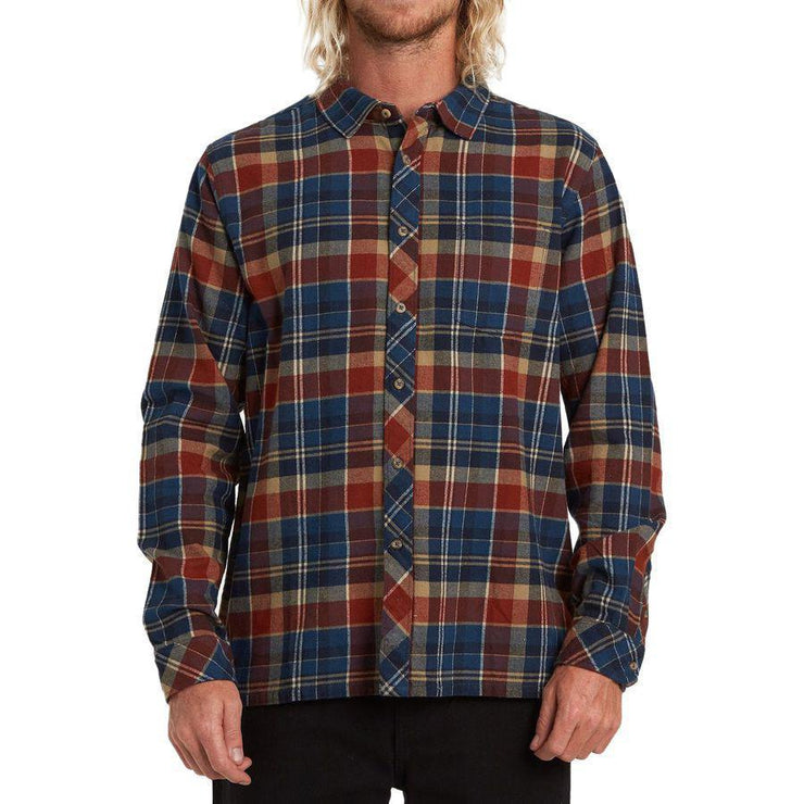 Boone Mountain Sports - M COASTLINE LS TOP