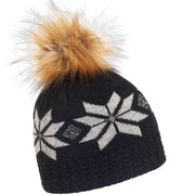 Boone Mountain Sports - SNAP FAUX FUR POM
