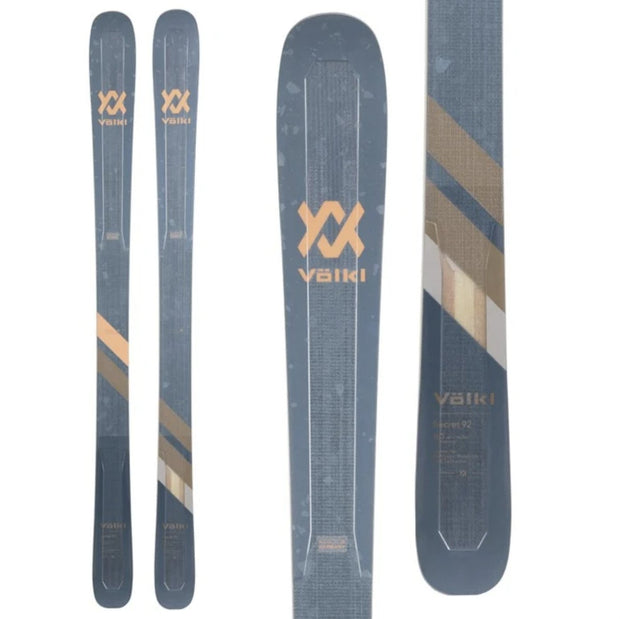 Boone Mountain Sports - VOLKL SECRET 92 SKIS - 2021