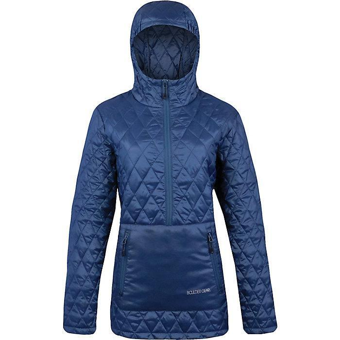 Boone Mountain Sports - W D-LITE PULLOVER PUFFY