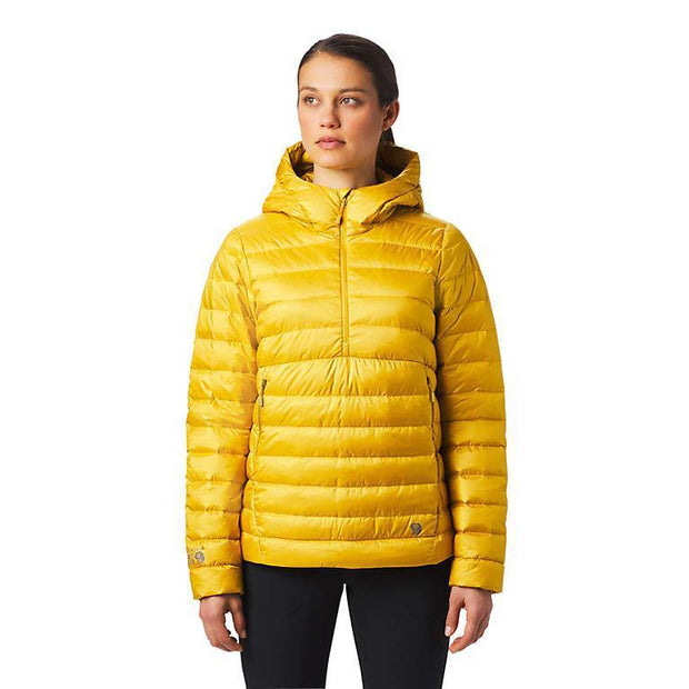 Boone Mountain Sports - W RHEA RIDGE DOWN PULLOVER