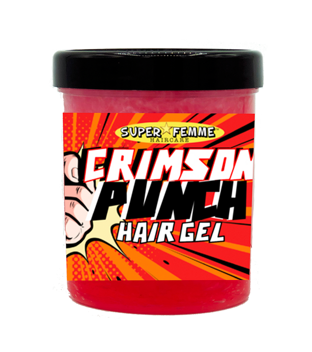 Crimson Punch Hair Gel