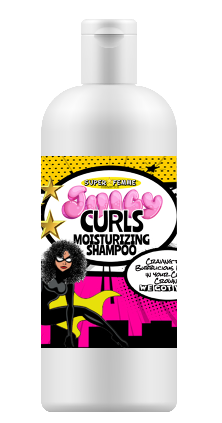 Juicy Curls Shampoo