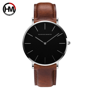 HM Urban Elite Quartz Waterproof Watch
