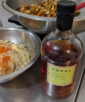 KOVAL Bourbon Infused Candied Nuts