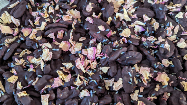 Nuts and Chocolate bark