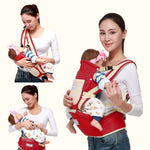 kangaroo ergonomic hipseat baby carrier sling hip waist stool seat backpack