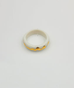 """Rings - Gold Lustre"""