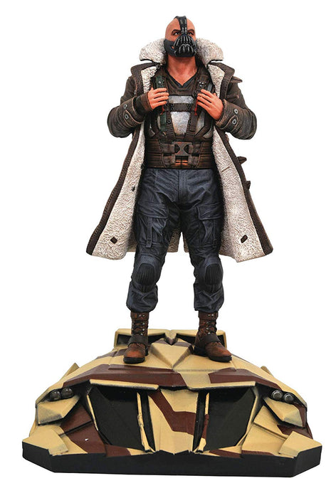 The Dark Knight Rises Gallery Bane Statue - Toy Titanz