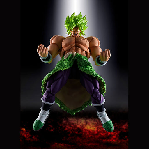 Dragon Ball Super S.H.Figuarts Super Saiyan Broly (Full Power) - Toy Titanz