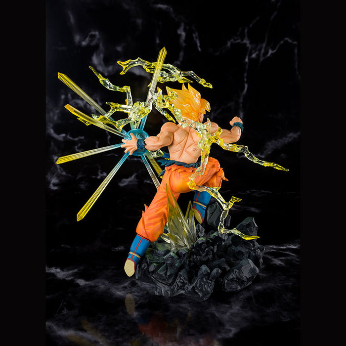Dragon Ball Z FiguartsZERO Super Saiyan Goku (The Burning Battles) - Toy Titanz