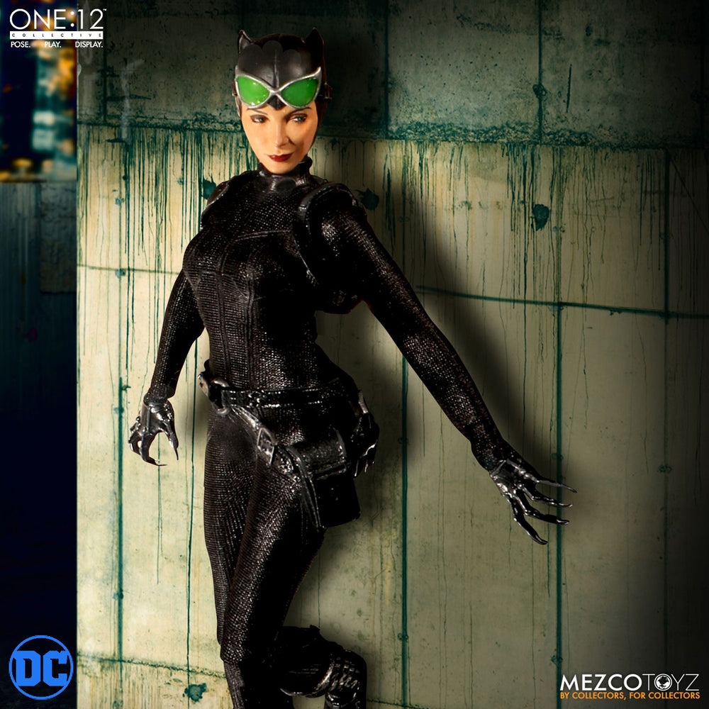 Mezco Toyz One:12 Collective - Catwoman - Toy Titanz