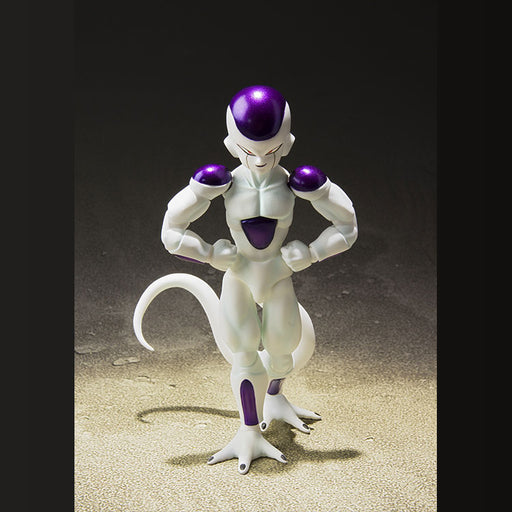 Dragon Ball Super S.H.Figuarts Frieza Resurrection - Toy Titanz