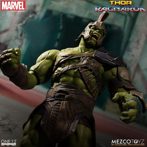 Mezco Toyz One:12 Collective - Ragnarok Hulk - Toy Titanz