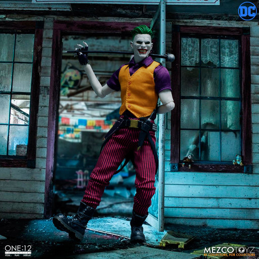 Mezco Toyz One:12 Collective - The Joker Clown Prince of Crime Edition - Toy Titanz