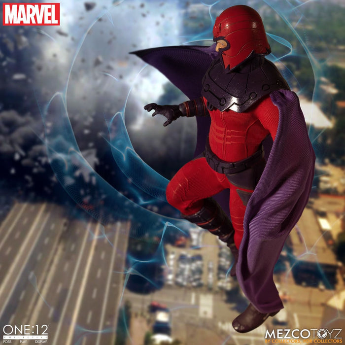 Mezco Toyz One:12 Collective - Magneto - Toy Titanz