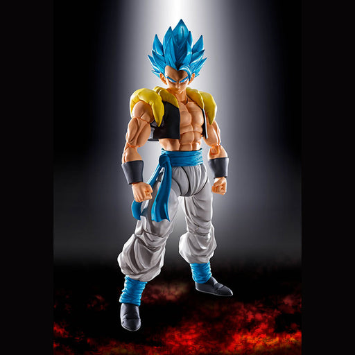 Dragon Ball Super S.H.Figuarts Super Saiyan God Super Saiyan Gogeta - Toy Titanz
