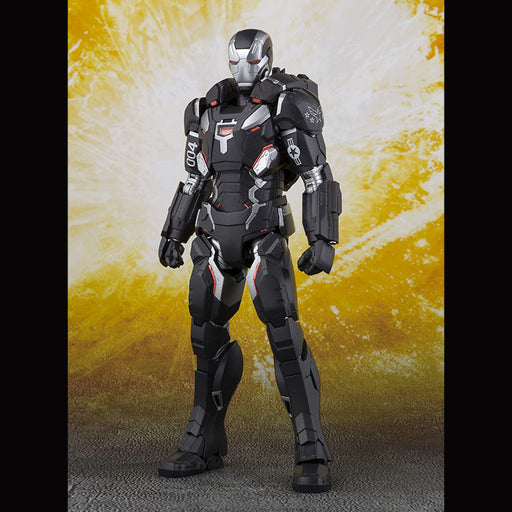 SH Figuarts War Machine MK4 - Avengers: Infinity War - Toy Titanz