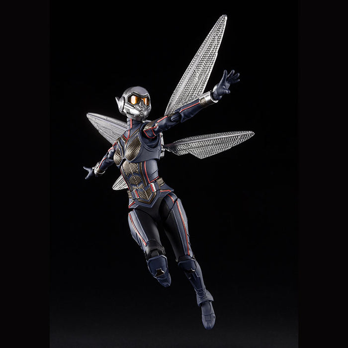 Ant-Man and the Wasp SH Figuarts Wasp & Tamashii Stage - Toy Titanz