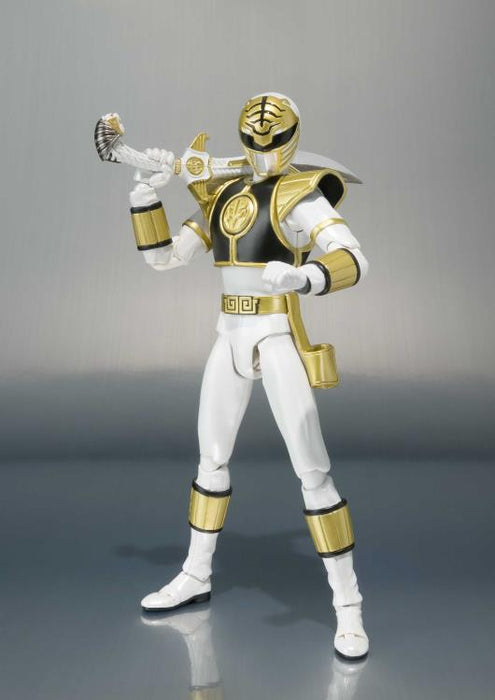 Mighty Morphin Power Rangers S.H.Figuarts White Ranger - Toy Titanz