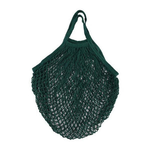 Reusable Shopping String Bag - Green - MissionReduce